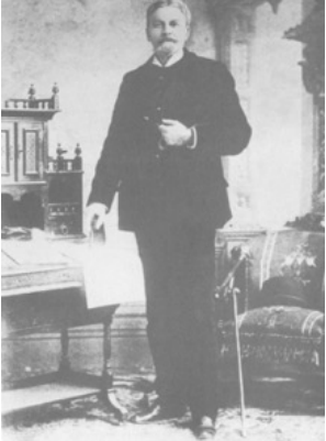 photo of Paul Oscar Esterhazy